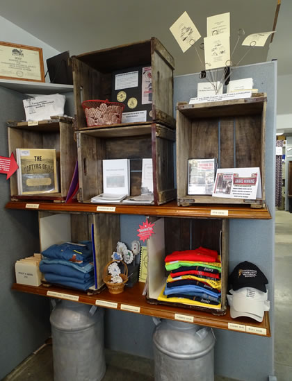 Tonganoxie Community Historical Society Gift Shop