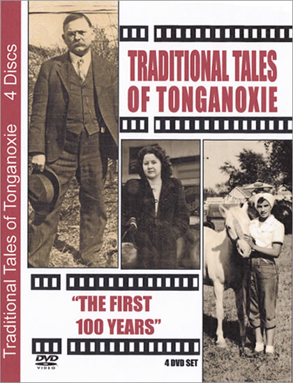 Tonganoxie KS history DVD